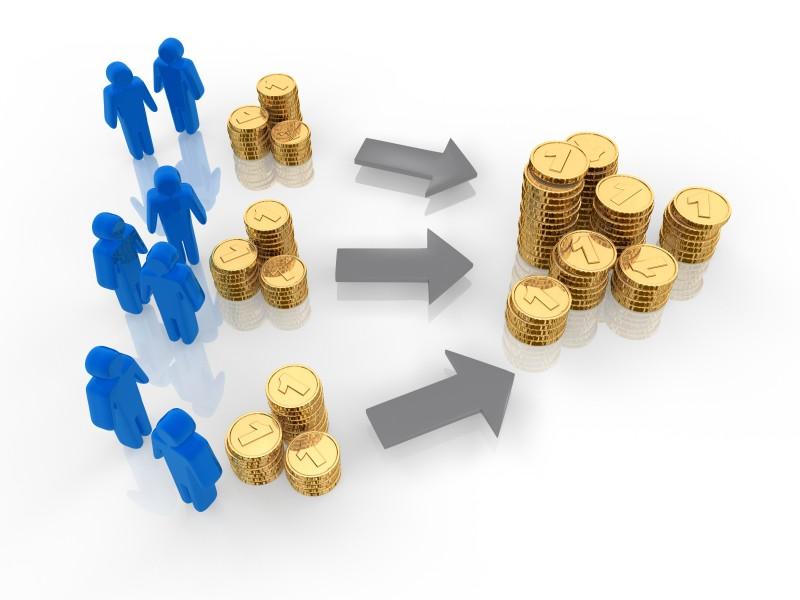 収入を殖やす確実な方法は働き手を増やすこと