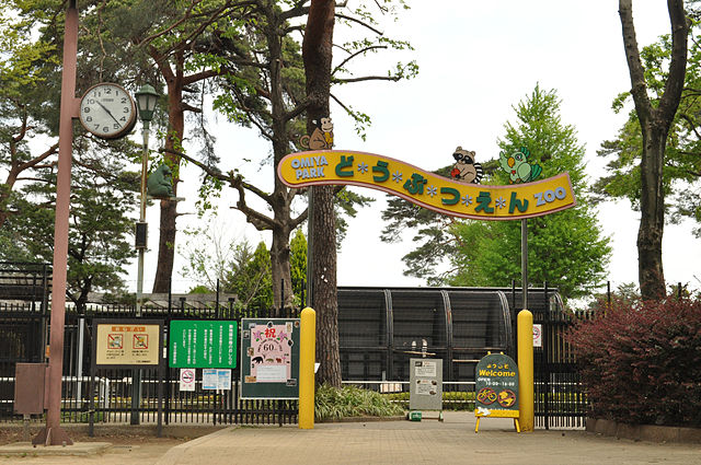 大宮公園小動物園